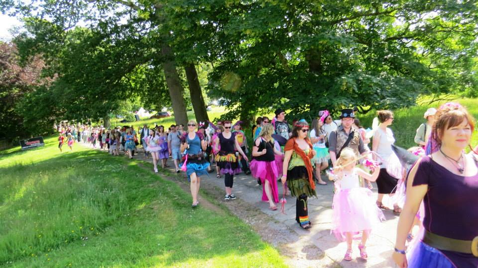 Bring WINGS - WANDS - TUTUS! For our Fairy world Record attempt!
